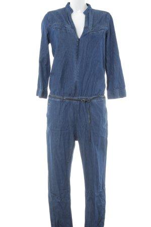 G-Star Raw Jumpsuit dunkelblau Jeans-Optik