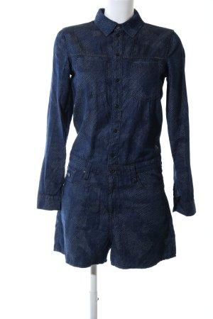 G-Star Raw Jumpsuit blau Casual-Look