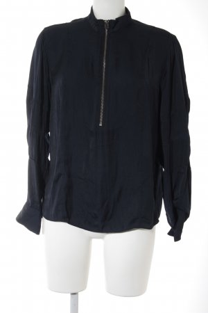G-Star Raw Langarm-Bluse dunkelblau Casual-Look