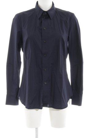 G-Star Raw Langarmhemd blau Business-Look
