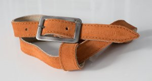 G-STAR RAW ~ LEDER GÜRTEL TROOPER CHINO BELT