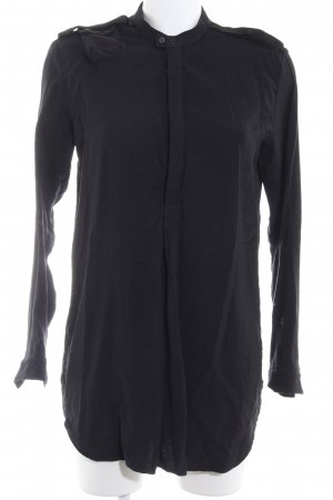 G-Star Raw Long-Bluse schwarz Elegant