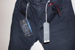 G-STAR RAW Low Boyfriend Fit mazarine blue Gr. 31/34