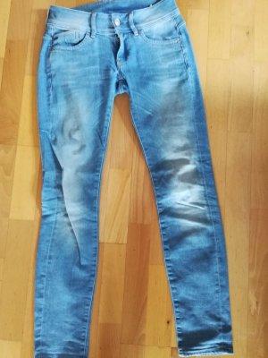 G-Star Raw) LYNN Mid Skinny Jeans neu