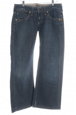 G-Star Raw Marlene jeans donkerblauw casual uitstraling