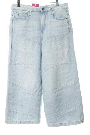 G-Star Raw Jeans marlene azzurro stile semplice