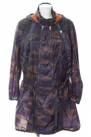 G-Star Raw Raincoat mixed pattern casual look