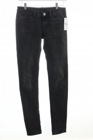 G-Star Raw Röhrenjeans anthrazit Casual-Look