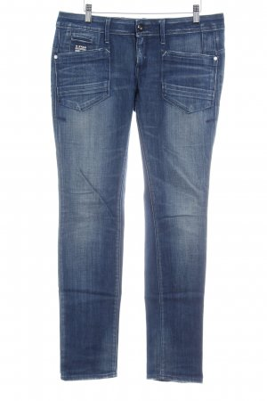 G-Star Raw Vaquero pitillo azul look lavado