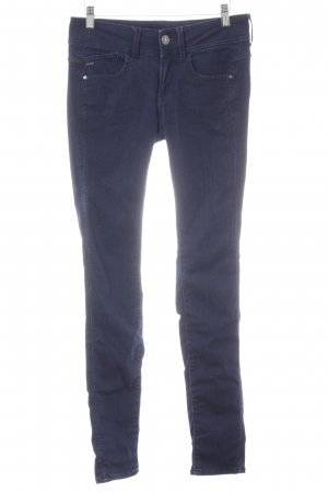 G-Star Raw Jeans a sigaretta blu scuro stile casual