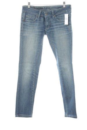 G-Star Raw Jeans cigarette bleu foncé style décontracté