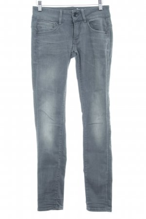 G-Star Raw Vaquero pitillo gris degradado de color look casual