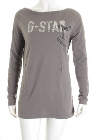 G-Star Raw Shirt grau Casual-Look
