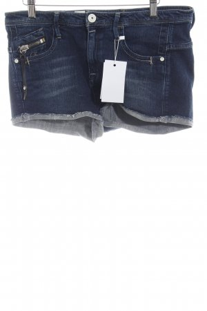 G-Star Raw Short donkerblauw Jeans-look
