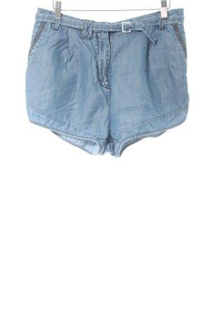G-Star Raw Shorts graublau Casual-Look
