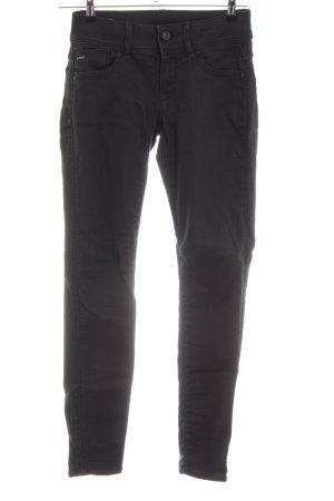 G-Star Raw Skinny Jeans schwarz Casual-Look