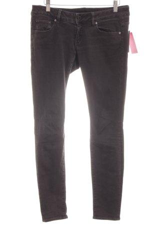 G-Star Raw Skinny Jeans anthrazit schlichter Stil