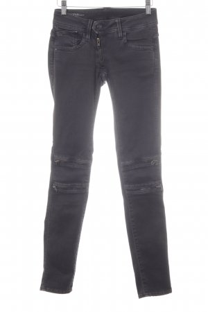 G-Star Raw Jeans skinny antracite look pulito