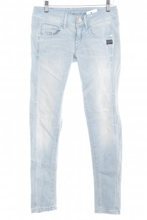 G-Star Raw Skinny Jeans babyblau Casual-Look