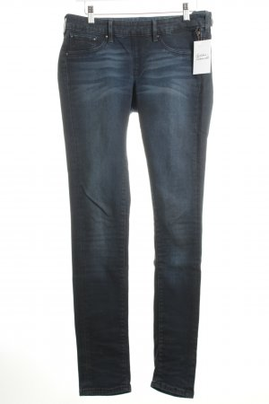 G-Star Raw Skinny Jeans blau Washed-Optik