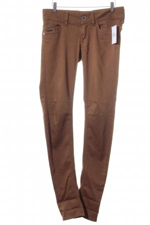 G-Star Raw Skinny Jeans camel Casual-Look