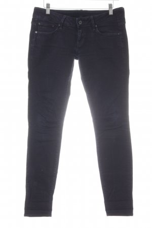 G-Star Raw Skinny Jeans dark blue casual look