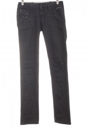 G-Star Raw Skinny Jeans dunkelblau Casual-Look