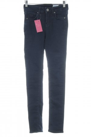 G-Star Raw Skinny Jeans dunkelblau Jeans-Optik