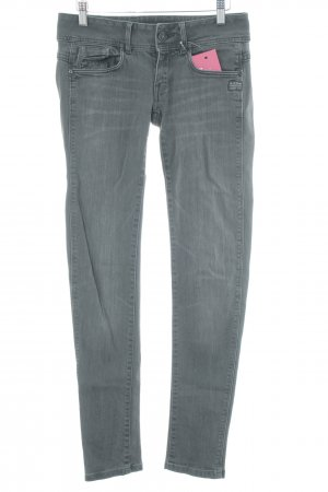 G-Star Raw Skinny Jeans dunkelgrau Casual-Look