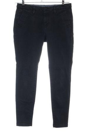 G-Star Raw Jeans skinny noir élégant