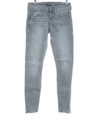 G-Star Raw Skinny Jeans grey street-fashion look