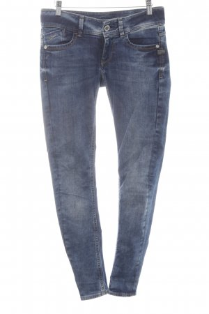 G-Star Raw Skinny Jeans graublau Casual-Look