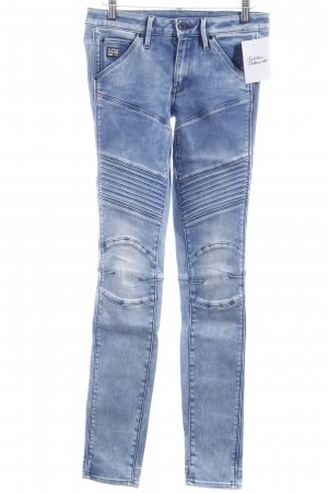 G-Star Raw Skinny Jeans himmelblau Casual-Look