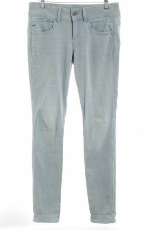 G-Star Raw Skinny Jeans himmelblau Casual-Look