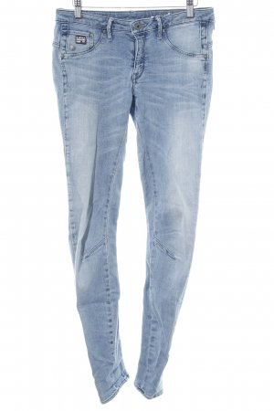 G-Star Raw Skinny Jeans himmelblau Jeans-Optik