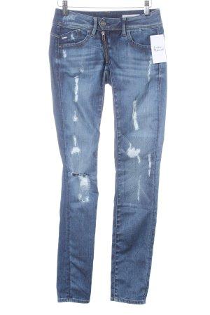 """G-Star Raw Skinny Jeans """"Lynn"""" blau"""
