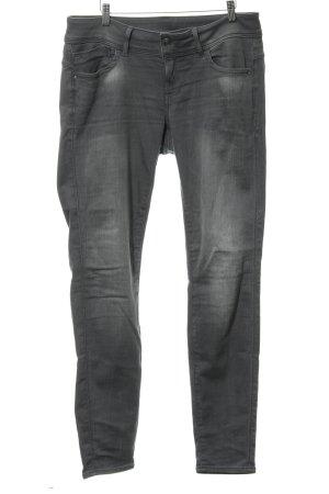 """G-Star Raw Skinny Jeans """"Lynn"""" grau"""