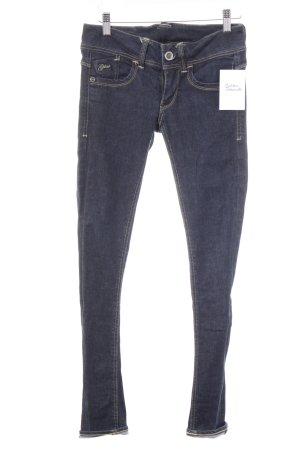 """G-Star Raw Skinny Jeans """"Lynn Skinny"""" dunkelblau"""
