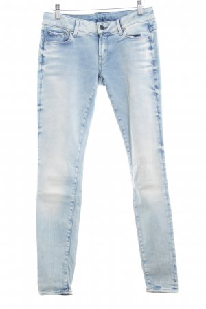 G-Star Raw Skinny Jeans mehrfarbig Washed-Optik