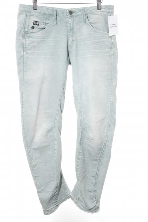 G-Star Raw Skinny Jeans mint Casual-Look