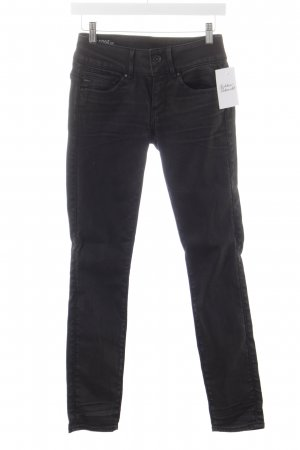 G-Star Raw Skinny Jeans schwarz Casual-Look