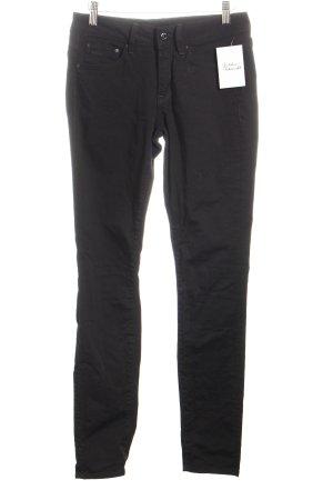 G-Star Raw Skinny Jeans schwarz klassischer Stil