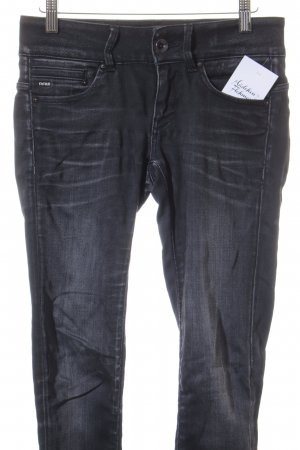 G-Star Raw Skinny Jeans taupe-grau Casual-Look