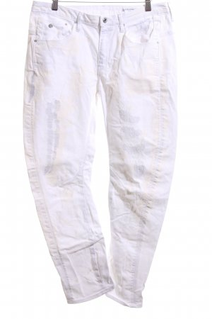 G-Star Raw Slim Jeans weiß Casual-Look