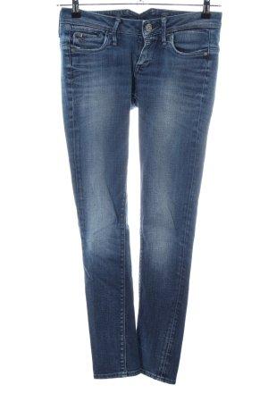 G-Star Raw Slim Jeans blau Casual-Look