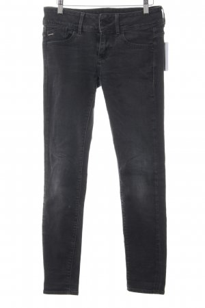 G-Star Raw Slim Jeans anthrazit Casual-Look