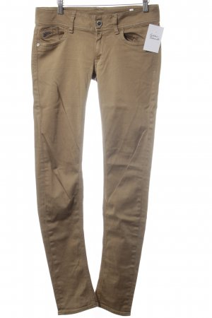 G-Star Raw Slim Jeans beige Casual-Look