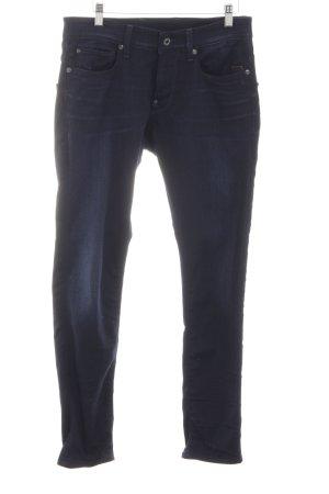 G-Star Raw Jeans slim bleu style décontracté