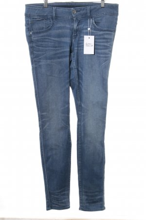 G-Star Raw Slim Jeans dunkelblau-blau Casual-Look