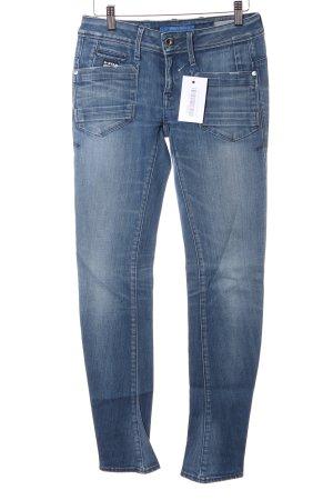 G-Star Raw Jeans slim bleu foncé style décontracté
